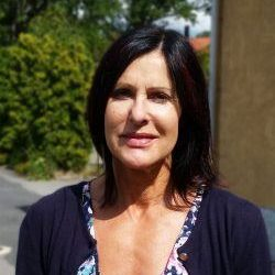 Rektor Annika Oldberg